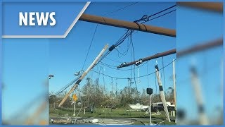 Hurricane Michael: Florida residents still without power