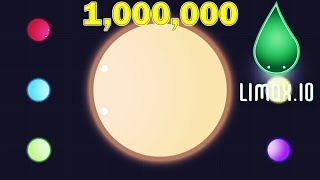 Limax.io - A Blast From the Past (2016) (1 Million Score)