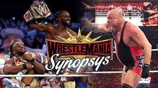 Обзор Wrestlemania 35 или РОФЛОМАНИЯ 2019 (Synopsys)