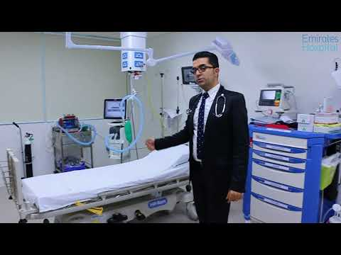 Emirates Hospital's Emergency Department
