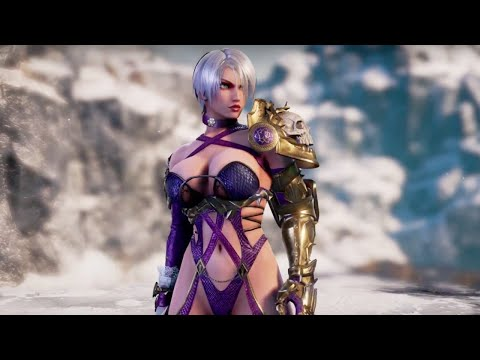 Soul Caliber 6 Official Ivy Character Reveal Trailer