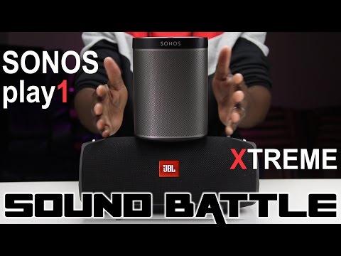 JBL PlayList vs Sonos PLAY:1 | ⿻ Full Comparison