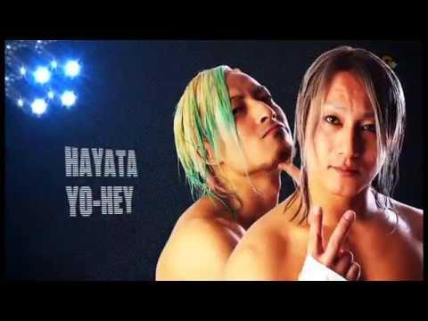 NOAH - HAYATA & YO-HEY vs Muha...