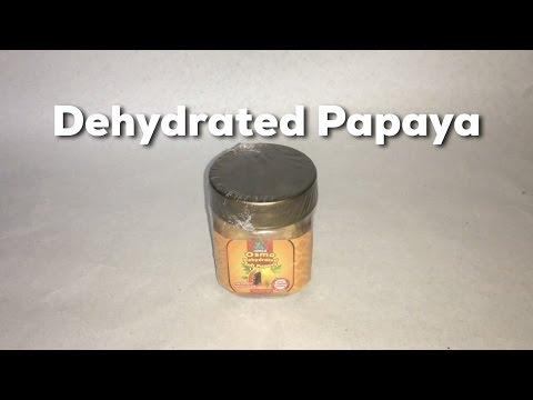 Osmo Dehydrated Soft Papaya