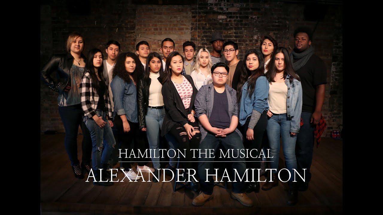 alexander hamilton musical playlist