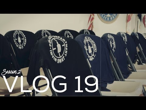 Miami Police VLOG: SWAT School Graduation