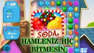 Candy Crush Soda Saga hamle durdurma hilesi nasıl yapılır