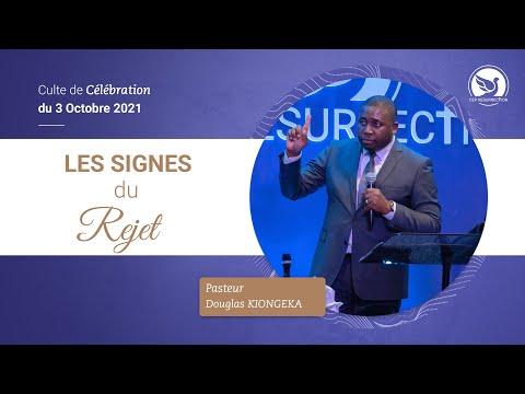 COMMENT SORTIR DU REJET ? -Pasteur Douglas Kiongeka
