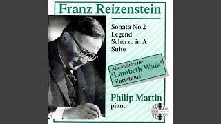 Sonata No. 2 in A flat, Op. 40: II. Andante maestoso - Quasi Allegretto - Tempo Primo (Reizenstein)