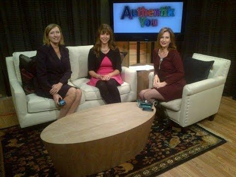 Authentik You - Season 2, Guests: Amanda Knapp & Christine Tolton on WOW Region