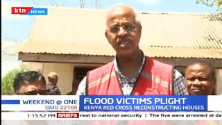 Relief to Kilifi flood victims as Red Cross reconstructs houses
