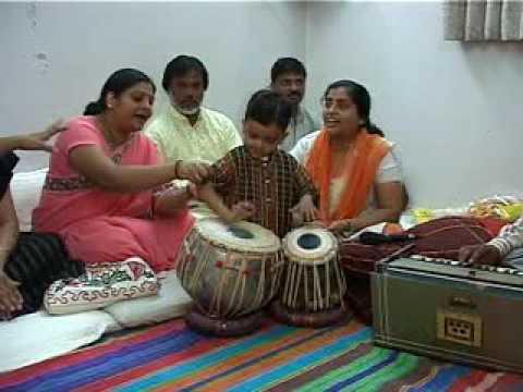 Shivam Singh 3 years old z tele. Interview,part 6