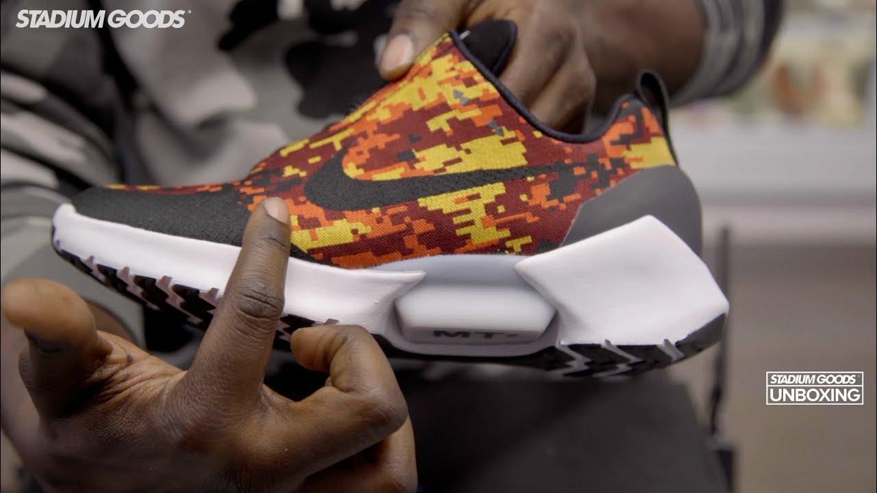 Review: Nike Hyperadapt 1.0 Digicamo