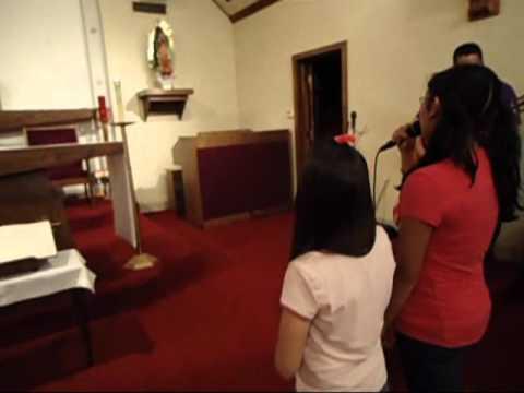 MADRE ERES TERNURA coro santa catarina de siena ok