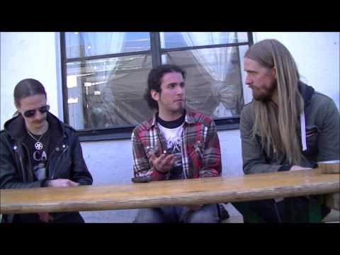 Bloodbath Interview @Inferno Metal Festival, Norway - 4th April 2015