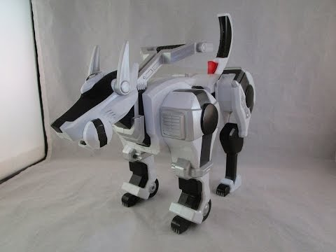 Retro Review: R.I.C [Robotic Interactive Canine] (Power Rangers SPD)