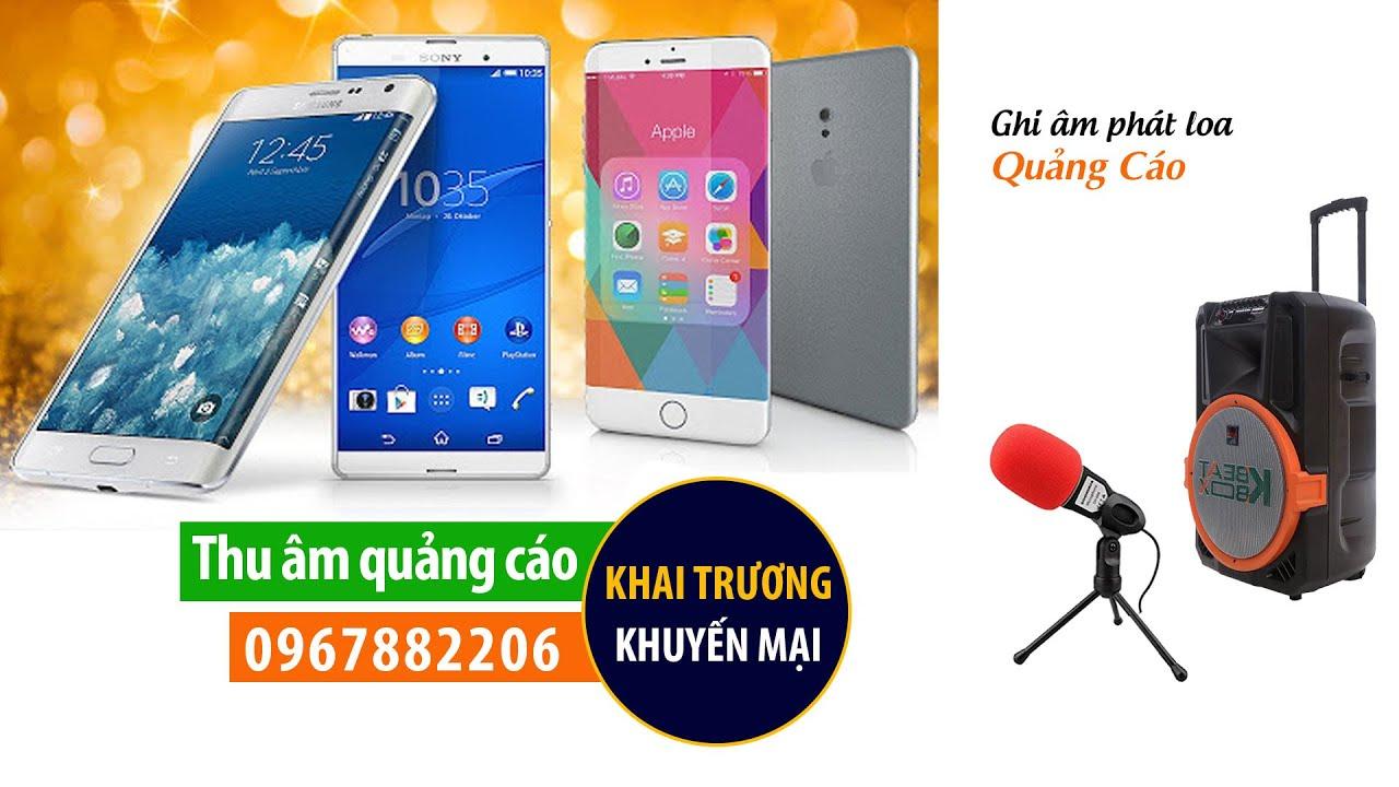 Thu âm quảng cáo điện thoại Viễn Đông mobile