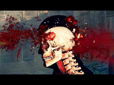 MOST BRUTAL SNIPER KILLS! (Sniper Elite 4) |