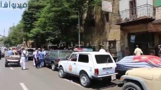 بالفيديو : القوات المسلحة  ومحافظ القاهرة تشن حملة مكبرة لازالة التعديات بالسبتية
