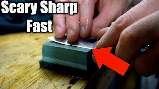 The Biggest Beginner Knife Sharpening Mistake
