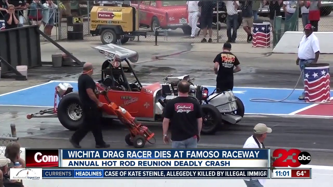 Driver passes away after crashing at Famoso Raceway