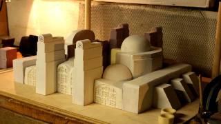 Hagia Sophia Model Timelapse