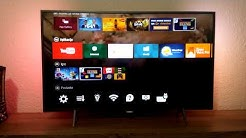 Philips Smart TV 4k UHD 43PUS6401/12
