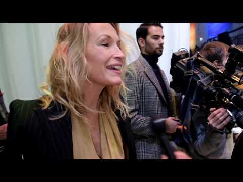 ESTELLE HALLIDAY - Exclusive Interview