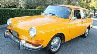 Mighty Cool 1971 VW Type 3 Squareback for Sale