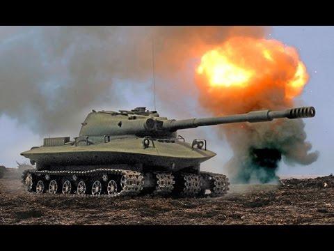 Object 279 Soviet Havy Tank [HD]-2014