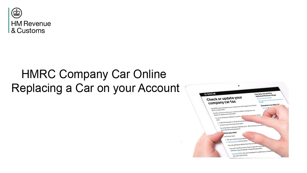 Company Cars Online - Replacing a Car - YouTube