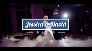 Jessica & David's Spectacular Wedding at The Westmount Country Club!