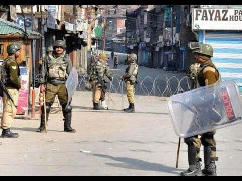 Express News Bulletin 9 PM - 11 July 2016 | Curfew in Kashmir to Contiue