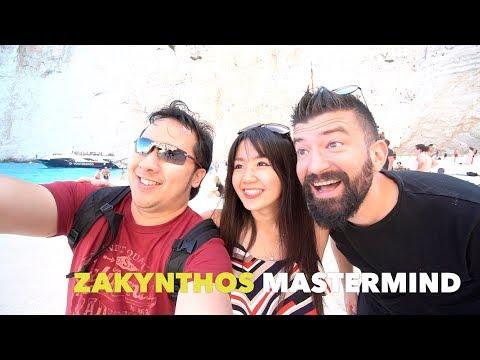 Zakynthos Mastermind with Dimitris Skiadas| DennySantosoTV EP40