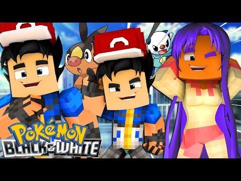 Minecraft: Who's Your Family? - ASH E IRIS TIVERAM UM FILHO !?!