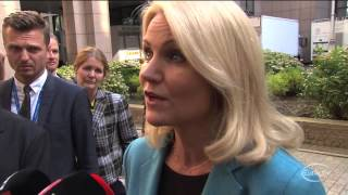 Thorning-Schmidt: I am not a candidate for the European Council presidency
