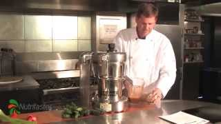 Nutrifaster N450 Commercial Vegetable Fruit Centrifugal Juicer Squeezer