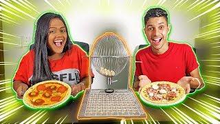 BINGO MISTERIOSO DE PIZZA 2 !!!  (CHALLENGE)