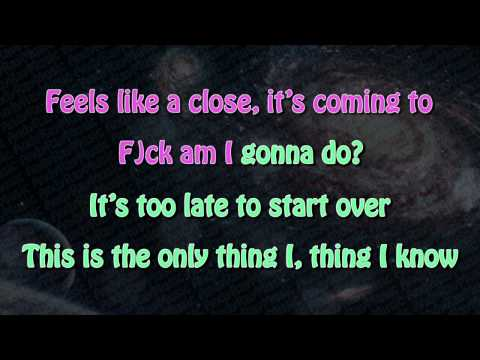 Eminem - Guts Over Fear KARAOKE feat. Sia INSTRUMENTAL