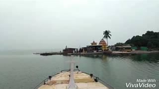 Kalijai tample, chilika lake island at barkul, dist - ganjam (odisha) India 1/08/2018