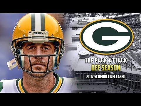 Green Bay Packers | Off Season | 2017 Schedule Released