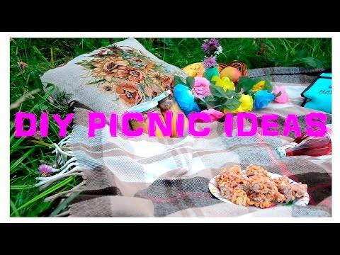 Идеи для пикника // Рецепты // DIY Picnic Ideas