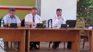 XX sesja Rady Miejskiej cz.2