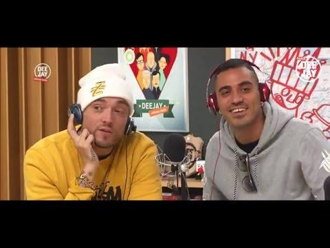Marracash e Guè Pequeno - Intervista a Radio Deejay