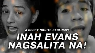 INAH EVANS VS THE BECKLINGS OF THE PHILIPPINES: A BECKY NIGHTS EXCLUSIVE
