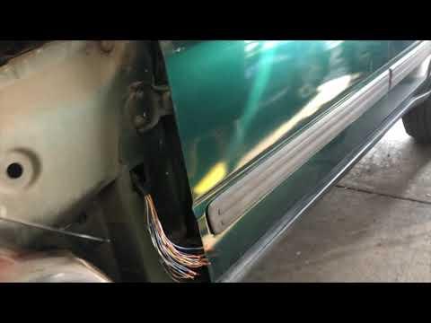 97-01 honda crv door harness repair