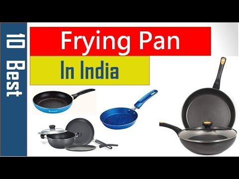 Top 10 Best Frying Pan In India with Price