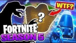 SEASON 5 LEAKED! *NUKE* IN FORTNITE: BATTLE ROYALE