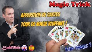 FOUR KING MIRACLE BY HENRI WHITE  { TOUR DE MAGIE } TRICK CARD