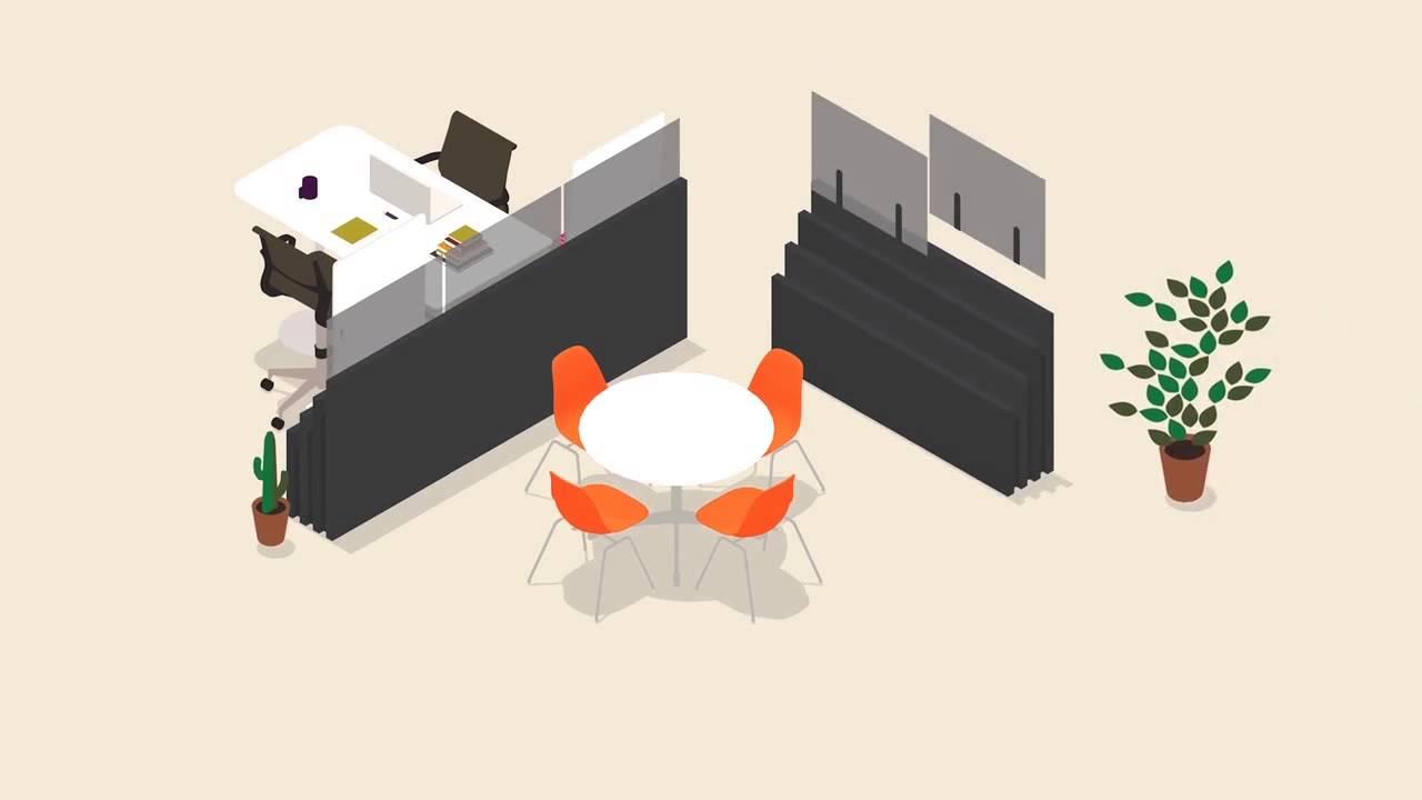 herman miller living office hd  youtube -